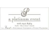 A Platinum Event